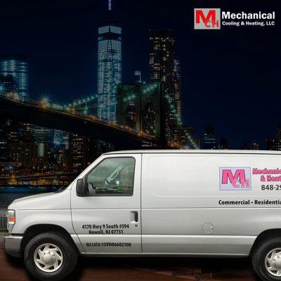 mechanical cooling & heating
